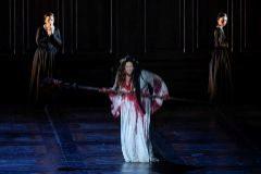 Imagen de la ópera 'Lucia di Lammermoor'.