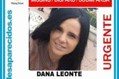 Nuevos registros por la desaparición de Dana Leonte desde el 12 de junio