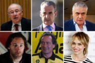 Deporte y banqueros en la lista de morosos: Rato, Mario Conde, Lorenzo Sanz, Milito y muchos clubes de fútbol