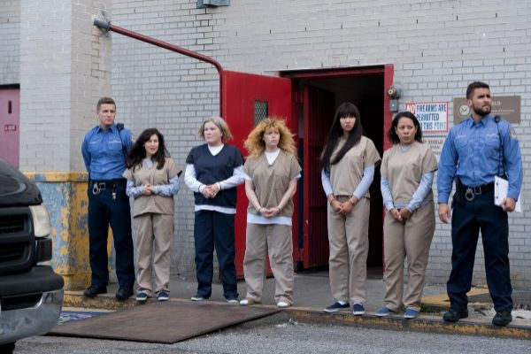 Imagen de la temporada final de Orange Is the New Black, uno de los...