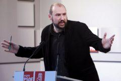 El ex director de Comunicación y Publicidad de À Punt, Josep Moreno, en una comparecencia pública.