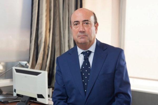 El presidente de Tubos Reunidos, Jorge Gabiola.