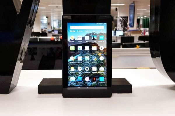 Kindle Fire 7: la tableta del bien