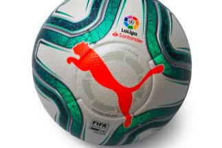 El nuevo balón, de Puma