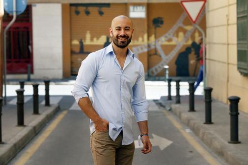 Xavi López, portavoz de Podemos en Alicante.