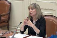 Imagen de la nueva presidenta de la Audiencia de Lleida