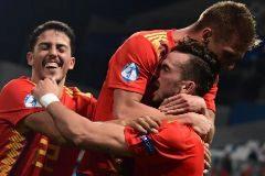España destroza a Francia y jugará por su quinto título europeo