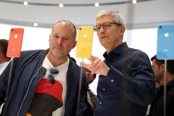 Apple pierde a su legendario diseñador, Jony Ive