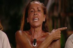"Supervivientes desenmascara a Isabel Pantoja: ""Eres una sinvergüenza, eres malísima"""