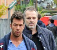Palau y Miguel Bosé, en una imagen de archivo.