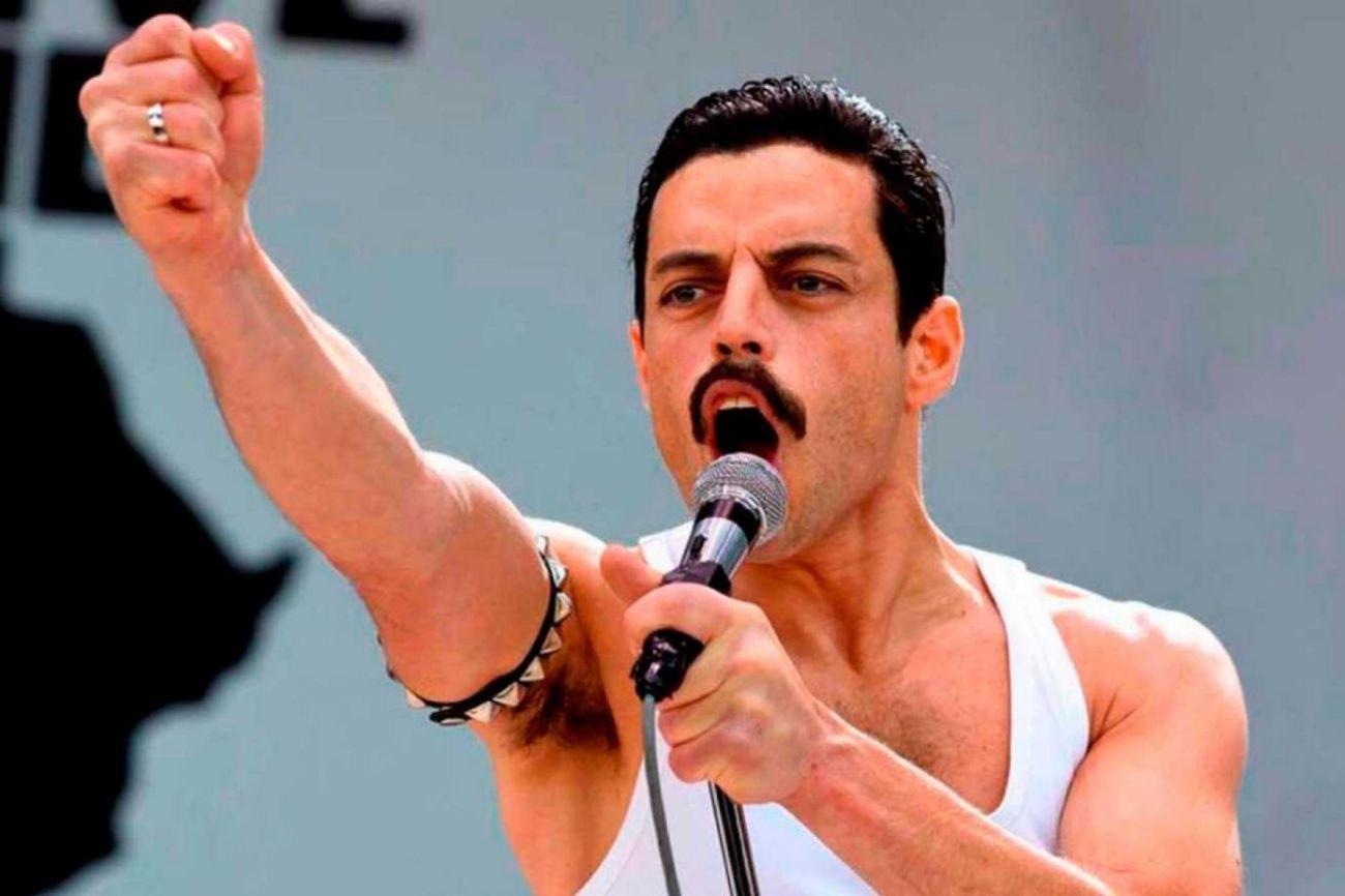 El oscarizado musical que protagoniza Rami Malek muestra la ajetreada...