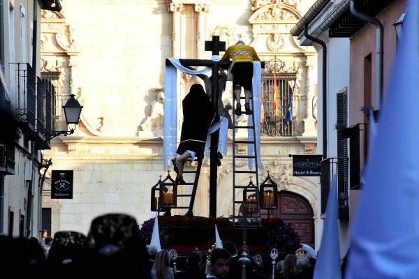 La Semana Santa de Alcalá de Henares.