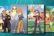 Imagen de la presentación de Pokémon Masters, un nuevo videojuego móvil que ha emocionado a los fans de la saga