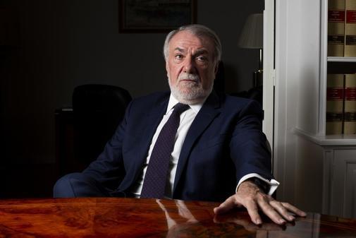 El ex ministro del Interior, Jaime Mayor Oreja