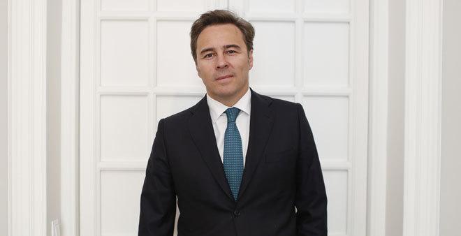 El ex presidente de El Corte Inglés Dimas Gimeno.