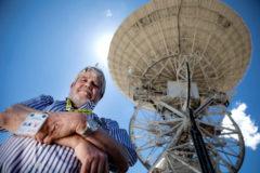 José Manuel Grandela, técnico español que trabajó en la antena de NASA.