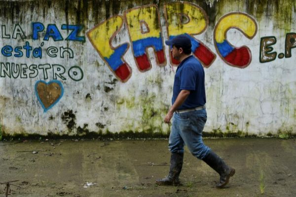 La paz aún espera en Colombia