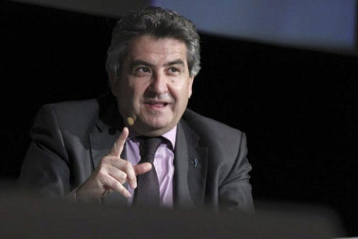 El magistrado de la Audiencia, José Ricardo de Prada