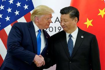 EEUU y China pactan una tregua en su guerra comercial