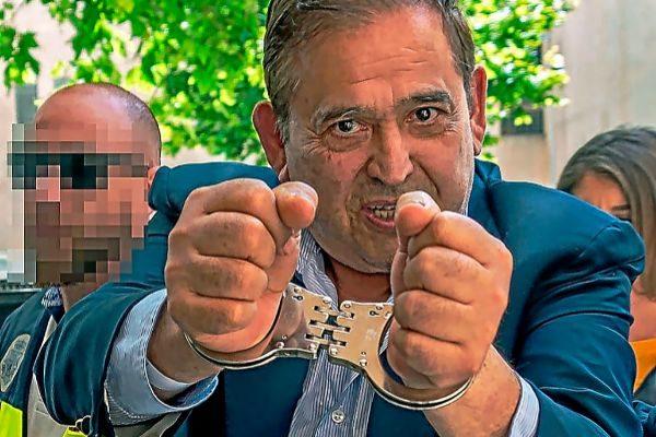 El mexicano Alonso Ancira fue detenido en Palma el pasado 28 de mayo.