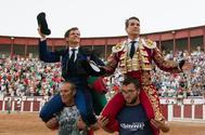 El Juli y Manzanares encabezan la lista de triunfos del día de San Pedro y San Pablo