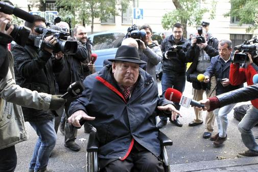 Muere el fiscal Eduardo Fungairiño, símbolo de una lucha contra ETA sin concesiones políticas 15618939536565