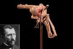 El misterioso revólver que 'mató' a Van Gogh