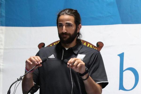 GRAF2708 ALCOBENDAS (Comunidad de Madrid) 22/6/2019.-El jugador Utah...