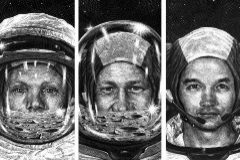 ¿Qué fue de  los astronautas del Apolo 11?