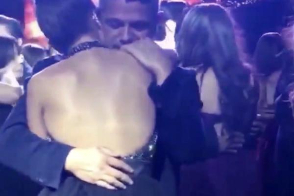 Alejandro Sanz y su baile viral en la fiesta de graduación de su hija Manuela