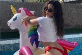 La foto en bikini con la que Rosalía ha batido récords
