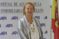 Nuria Marco, presidenta de los API de Castellón.