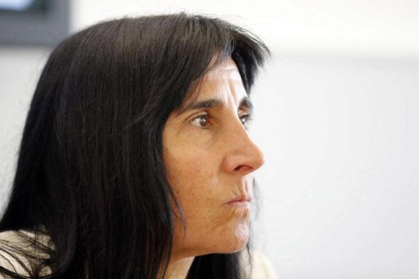 La rectora de la UPV/EHU, Nekane Balluerka.