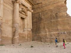 Trekking a Petra: Una aventura para casi todos los públicos