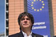 El ex presidente Carles Puigdemont.