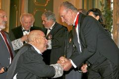 El Rey Emérito Juan Carlos, en la inauguración del año judicial en el Tribunal Supremo.