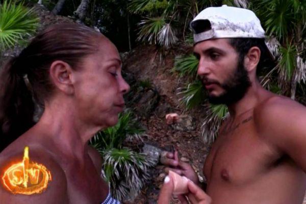 Isabel Pantoja, indignada con Omar Montes en Supervivientes 2019 por...