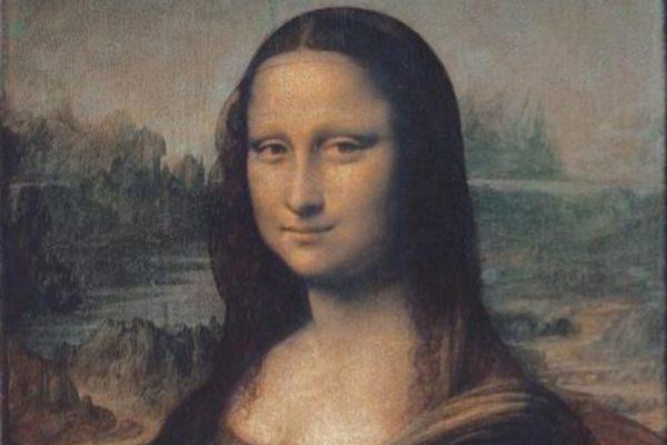 'La Gioconda' obra de Leonardo Da Vinci.