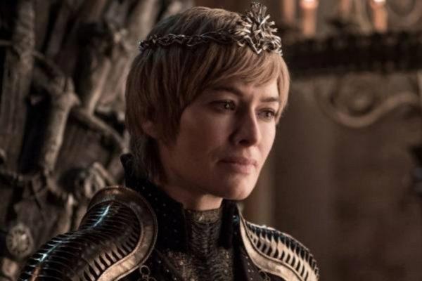 Lena Headey, como Cersei en 'Juego de tronos'.
