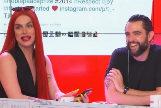 King Jedet y Dani Mateo, en el programa 'Yu: no te pierdas nada'.