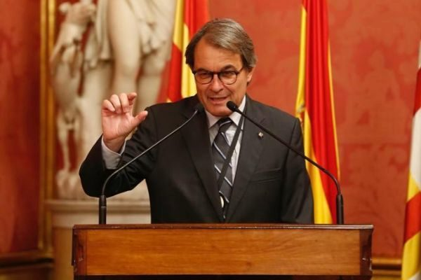 El ex president Artur Mas.