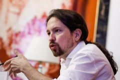 Iglesias renunciará a ministerios si el Congreso tumba en julio un Gobierno PSOE-Podemos