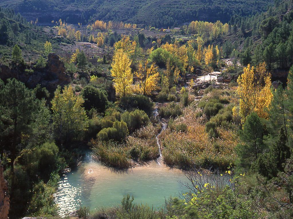 Situada al este del país, en la cuenca del río Cabriel, se...