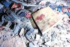 Mueren 44 personas en un bombardeo en un centro de migrantes