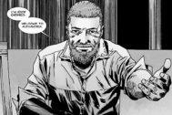 Viñeta de la colección de cómics 'The Walking Dead'.