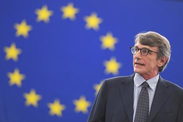 Quién es David Sassoli, el socialista elegido presidente del Parlamento Europeo