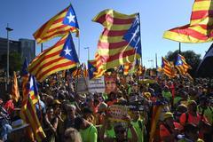 La escolta de Torra también acompaña a Puigdemont en el extranjero
