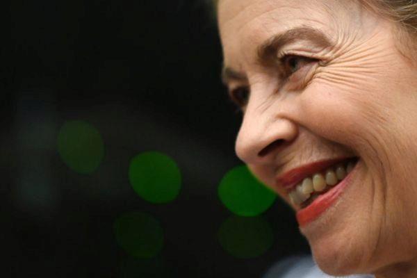 Ursula von der Leyen, propuesta como candidata para presidir la...