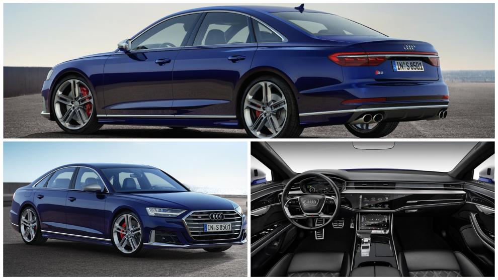 Audi S8: más potencia y deportividad para la berlina de lujo