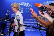 Ursula von der Leyen, la alemana nominada a la Presidencia de la Comisión Europea.